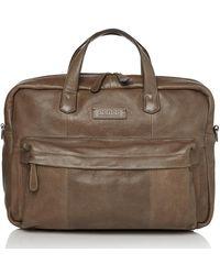 Castelijn & Beerens René Laptop Bag 15.5 Inch By Renee Grijs - Gray
