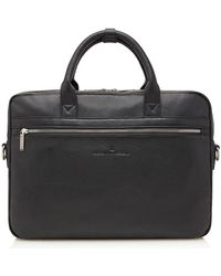 Castelijn & Beerens Laptop Bag 15.6 Inch Single Zip Zwart - Black
