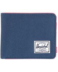 Herschel Supply Co. Wallet Roy Coin - Blue