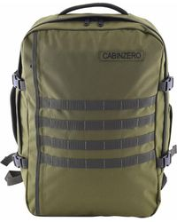 Cabinzero Military Cabin Backpack 44 L - Green
