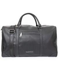 Valentino Finn Hand Duffer Bag Zwart - Black