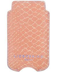Liebeskind Berlin Iphone 4 Cover Snake - Natural