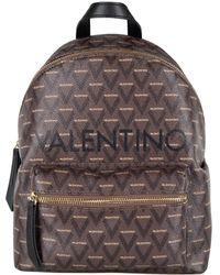 Valentino Liuto Backpack Nero Multicolour - Black