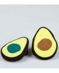 Doiy. Avocado Socks - Green