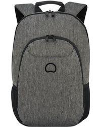 Delsey Esplanade Backpack Laptop 17.3 - Gray