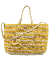 Barts Windang Beach Bag - Yellow