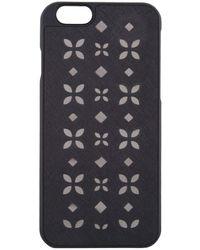 Michael Kors Iphone 6 Cover Flora - Black