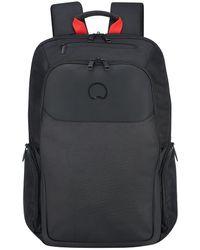 Delsey Parvis Plus Backpack 13.3 - Black
