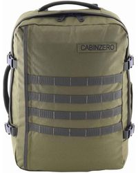 Cabinzero Military Cabin Backpack 36 L - Green