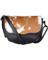 Cowboysbag Bag Lina Multi Color - Black
