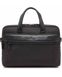 Castelijn & Beerens Bravo Laptop Bag 15.6 Inch Zwart - Black