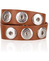 Bali Clicks - Bali Click Armband Dubbel - Lyst