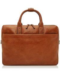Castelijn & Beerens Nova Laptopbag 15.6 Inch - Brown