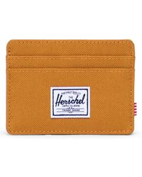 Herschel Supply Co. Wallet Charlie Bruin - Brown