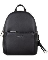 Liu Jo Backpack Bag Zwart - Black