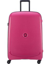 Delsey Belmont Plus Spinner 76 Cm Roze - Pink