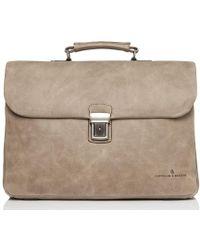 Castelijn & Beerens Carisma Laptop Bag 15.6 Inch Grijs - Grey