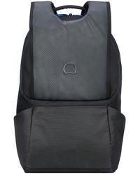 Delsey Montgallet Backpack 15.6 Inch - Black