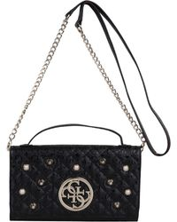 Guess - Gioia Wallet On A String - Lyst