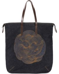 Dries Van Noten - Embroidered Tote Bag - Lyst