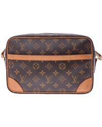 Louis Vuitton - Monogram Canvas Trocadero 27 Bag - Lyst