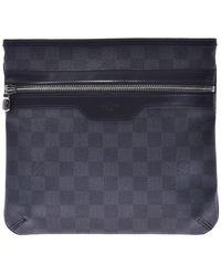 Louis Vuitton Damier Graphite Canvas Thomas Messenger Bag - Multicolor