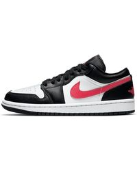 Nike Jordan 1 Low Siren Red Sneakers Us 7.5w Eu