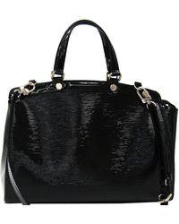 Louis Vuitton - Noir Epi Leather Electric Brea Mm Bag - Lyst
