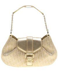 Dior - Issimo Canvas Pochette Clutch Bag - Lyst