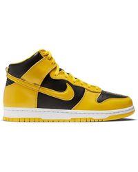 Nike Dunk High Varsity Maize Eu - Yellow