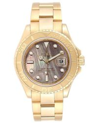 Rolex Day-date Champagne Dial 18k Yellow Gold President Automatic Mens Watch cdp - Metallic
