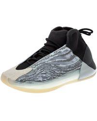 Yeezy Quantum Basketball Sneakers - Black