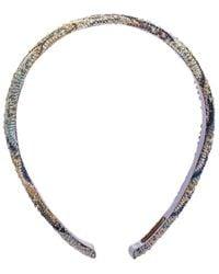Missoni Multicolour Fabric Blend Head Band