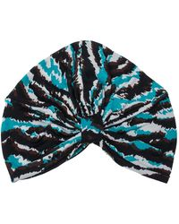Missoni - Multicolor Striped Knit Turban - Lyst