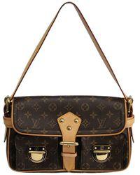 Louis Vuitton - Monogram Canvas Hudson Pm Bag - Lyst