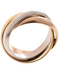 Cartier - Trinity Ring - Lyst