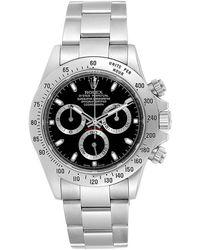 Rolex Black Stainless Steel Seadweller 50th Anniversary 126600 Men's Wristwatch 43mm