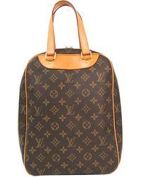 Louis Vuitton Monogram Canvas Excursion Bag - Brown