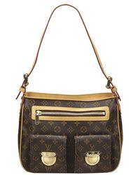 Louis Vuitton - Monogram Canvas Hudson Gm Bag - Lyst
