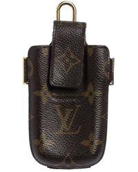 Louis Vuitton Monogram Phone Case - Brown
