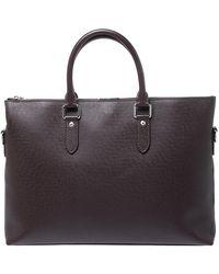 Louis Vuitton Brown Taiga Leather Anton Soft Briefcase