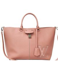 Louis Vuitton - Magnolia Taurillon Leather Tote Bag - Lyst