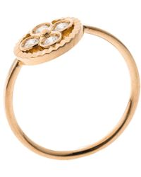 Louis Vuitton - Other Pink Gold Rings - Lyst