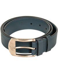 Louis Vuitton - Damier Infini Leather Belt 90cm - Lyst