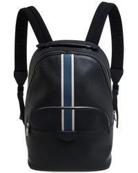Louis Vuitton Black Taiga Lether Anton Backpack