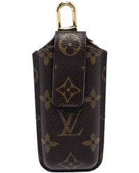 Louis Vuitton Monogram Canvas Phone Case - Brown