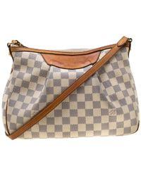 Louis Vuitton Damier Azur Canvas Siracusa Pm Bag