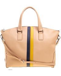 Tod's - Leather Large Shopping Tote - Lyst