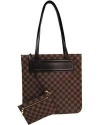 Louis Vuitton - Damier Ebene Canvas Clifton Bag - Lyst