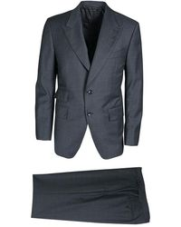 Tom Ford - Wool Tailored Suit L - Lyst